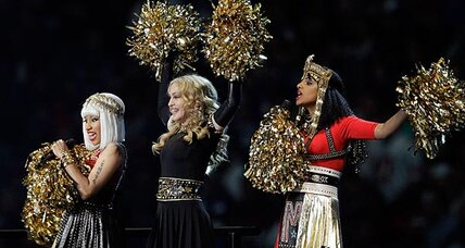 Madonna half time show: What's a network to do when performers behave badly?