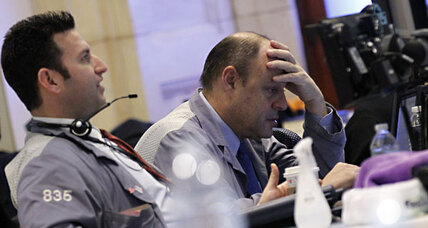 Stocks fall as Greek debt talks drag