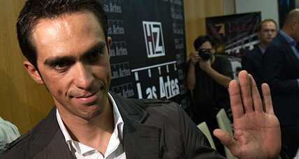 Tour de France champ Alberto Contador vows to challenge doping verdict (+video)