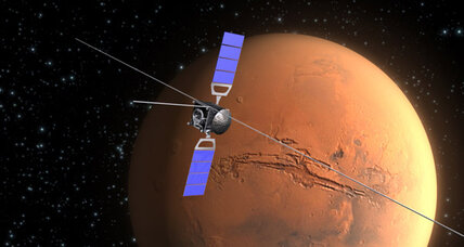 ESA Mars probe finds evidence of ancient Martian ocean