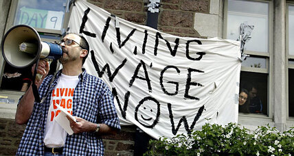 It's time to raise minimum wage again