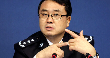 A top cop in China disappears. Medical leave or US asylum?