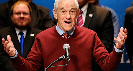 Is Ron Paul at turning point in campaign?