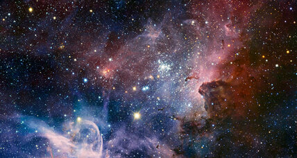 Breathtaking Carina nebula photo provides window into star nursery