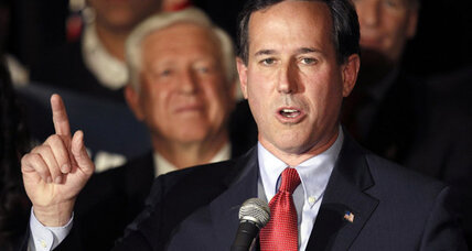 What Rick Santorum needs to do to keep momentum