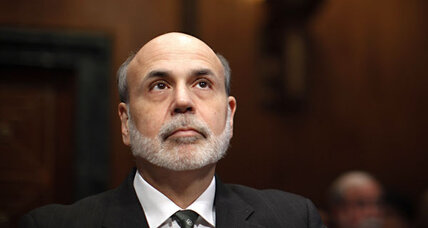 Ben Bernanke shows his mettle, again