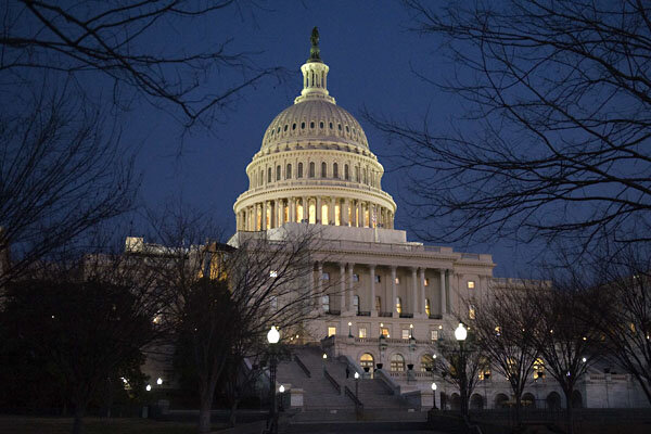 Congress argues the validity of the federal progressive tax