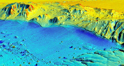 Amazing 3-D images show how earthquakes warp the Earth's surface