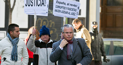 Who is Spain's Judge Baltasar Garzón? Five key questions answered.