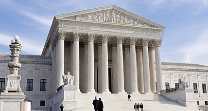 Supreme Court on TV? Senate panel advances bill requiring cameras in high court.