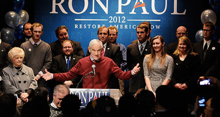Ron Paul's secret ninja strategy for Maine caucuses