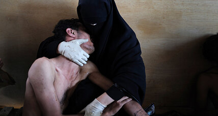 2012 World Press Photo: Arab Spring portrait receives top prize