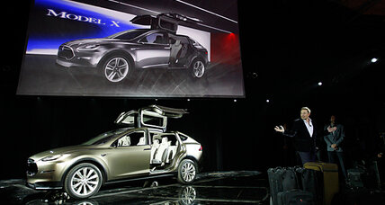 Tesla Model X: Era of the all-electric SUV is arriving (+video)