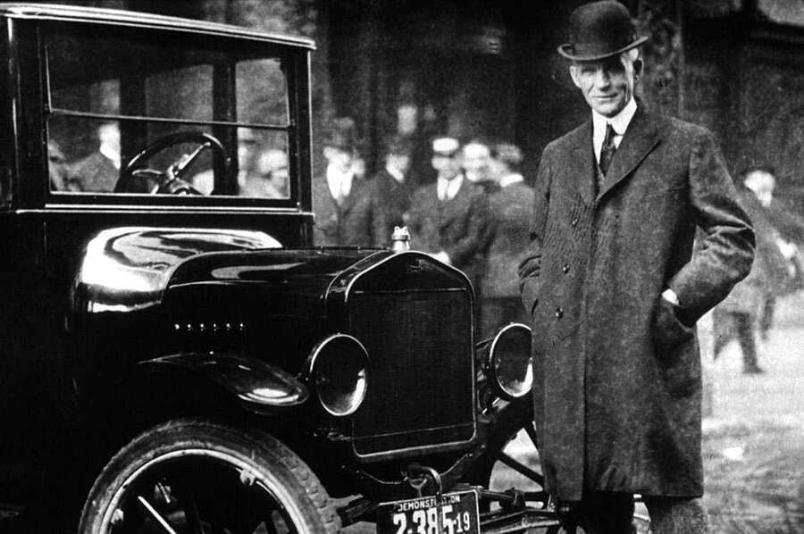 From Model T to Prius: 13 big moments in fuel efficiency history ...
