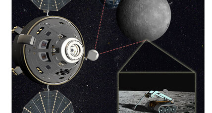 NASA moon waypoint could be first deep-space human outpost