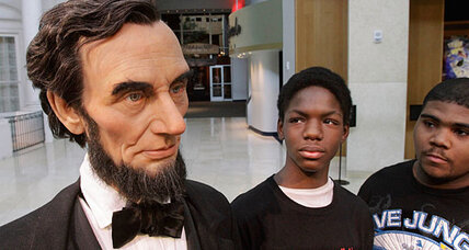 Abraham Lincoln, vampire hunter? What if it were true?