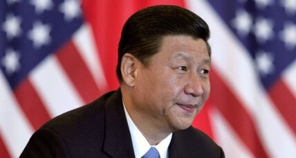 Xi Jinping, future Chinese president, faces test on first White House visit (+video)