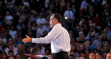 Will Mitt Romney's aversion to the auto bailout hurt him in Michigan? (+video)