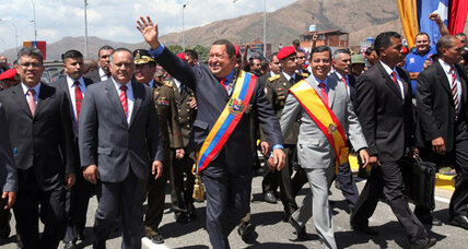 Chavez stokes fears that if he goes, popular welfare projects go with him