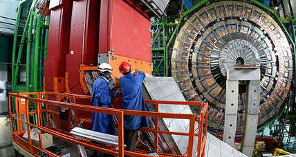 Will 2012 be the year scientists find the 'God Particle'?