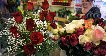 Valentine's Day: cost of romance rising for flower delivery, 4 other things