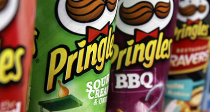 Kellogg to buy Pringles brand for $2.7 billion