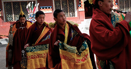 Rare visit to remote region highlights China's clampdown on Tibet