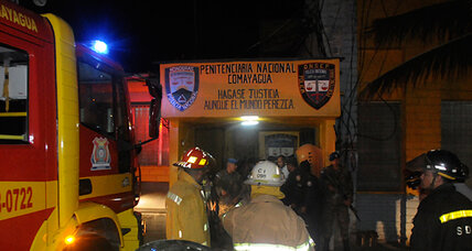 Honduras prison fire kills more than 300, highlights regional problem (+video)