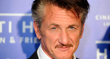 Sean Penn jumps into Falkland Islands fray