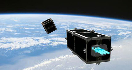Tidy Swiss scientists to build 'janitor satellites' to clean up space
