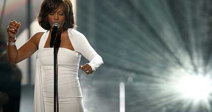 Five Whitney Houston songs race up Britain's music charts after death