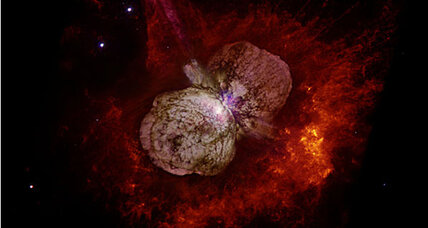 Scientists unravel mystery of humongous space explosion