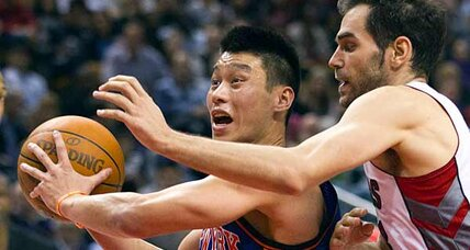 New York Knicks fans in Taiwan? Yes, thanks to Jeremy Lin. (+video)