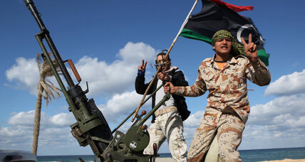 Amnesty International report brands Libya's militias 'out of control'