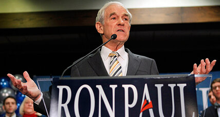 Should Ron Paul demand a new vote count in Maine?