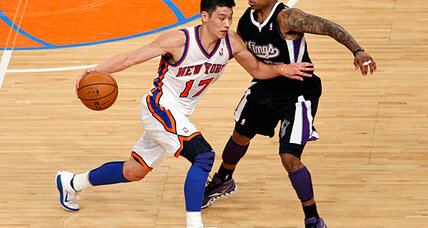 Knicks guard Jeremy Lin: Why we love his 'Lin-derella' story
