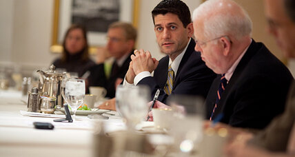 Rep. Paul Ryan: Payroll tax fight 'caused damage' to GOP (+video)