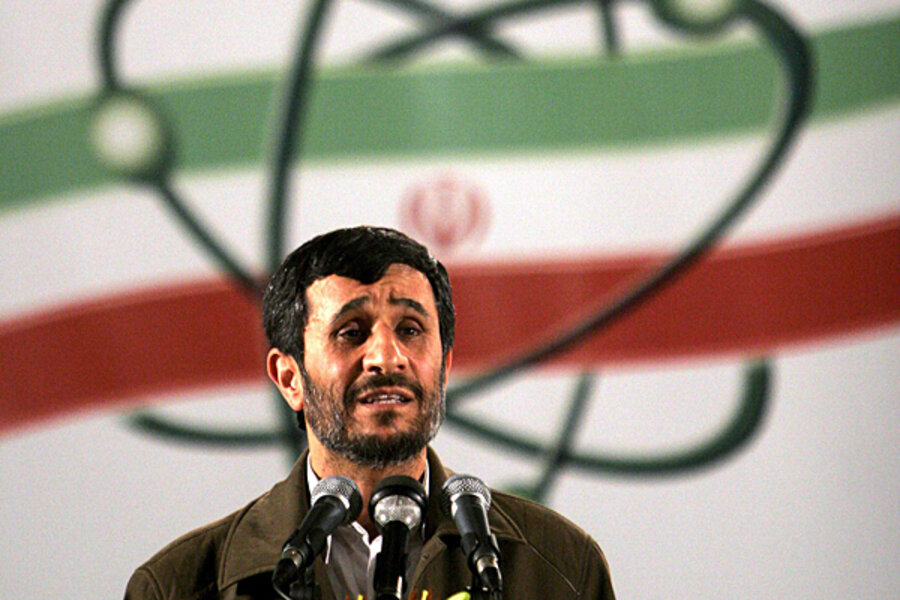 What would happen if Iran had the bomb? - CSMonitor com