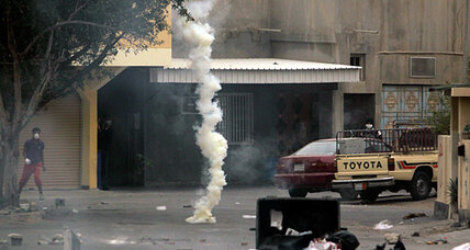 Unrest in US ally Bahrain takes a more violent turn