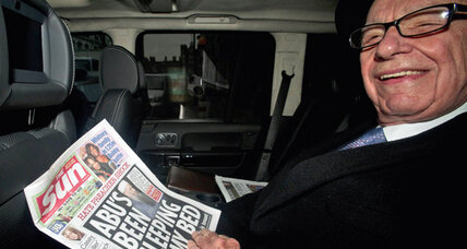 Rupert Murdoch: No defense for Sun lawbreakers, hope for great journalism