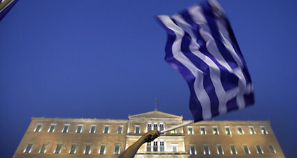 How youth unemployment is keeping Greece from default