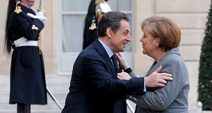 As Sarkozy seeks new term, French are wary of 'Merkozy' (+video)