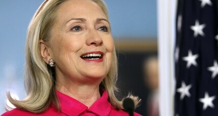 Hillary Clinton's new job: At the world bank?