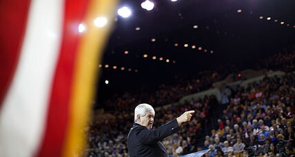 Is Obama 'dangerous' because he wants you to buy a Chevy Volt? Newt says yes.