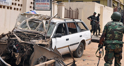 Islamist attacks draw Nigeria and US military closer
