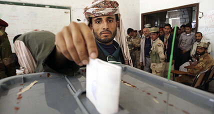 Yemen vote ousts Saleh, but will new leader bring change? (+video)