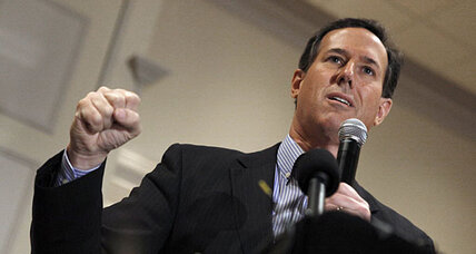 Rick Santorum: Can Democrats' 'mischief vote' give him Michigan win?