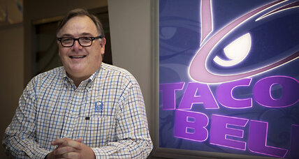 Taco Bell throws down, takes on McDonald's