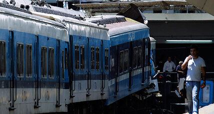 Argentina train crash kills 49 people, traps dozens