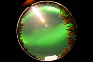 NASA's dazzling northern lights launch aims to study 'space ...